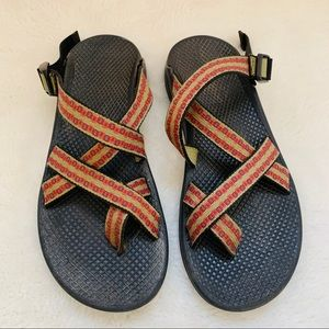 Chaco Womens Vibram Slip On ZX Sandals Size 8